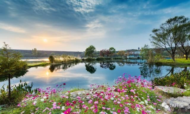 南京东郊前湖印象